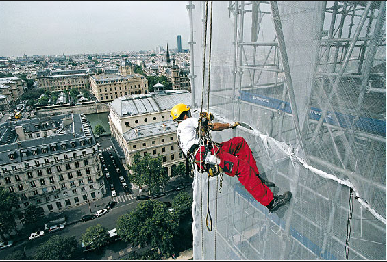 limpieza de vidrios en Guayaquil
