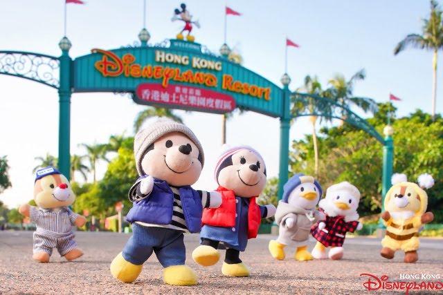 香港迪士尼樂園度假區 公佈 2019財政年度業績, nuiMOs merchandise, Hong Kong Disneyland