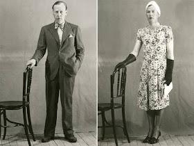 El espía vestido de mujer