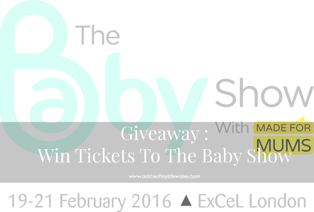 competition to win a pair of tickets to the baby show in London February 2016