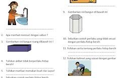 Soal UTS Kelas 2 SD Semester 2 Kurikulum 2013 Revisi