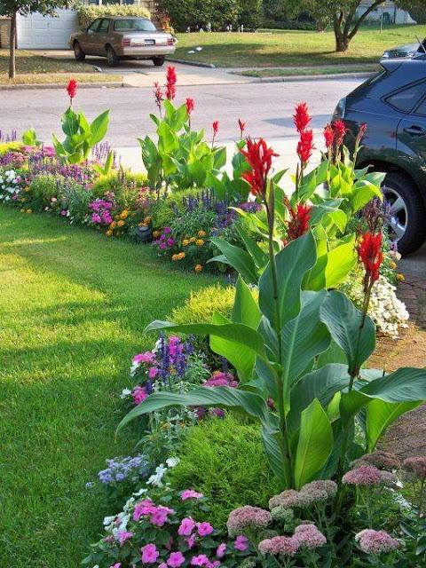 ✿Mi Remanso De Paz✿: Ideas Para El Jardín Frontal De Tu Casa