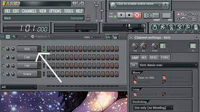 Cara Merekam Suara dan Menyimpan Hasil Rekaman di FL Studio - Hog Pictures