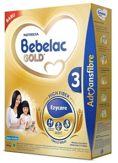 Harga Susu Bebelac Gold 3