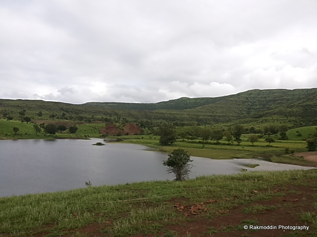 Sai Angan Lake in Yewalewadi near Pune