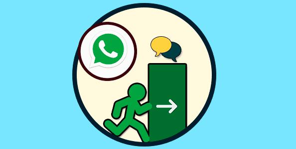 Cara Meninggalkan Grup Chating WhatsApp Secara Permanen 1