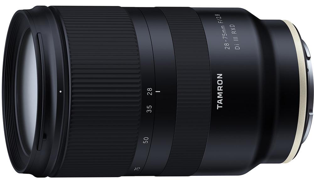 Объектив Tamron 28-75mm f/2.8 Di III RXD для камер Sony