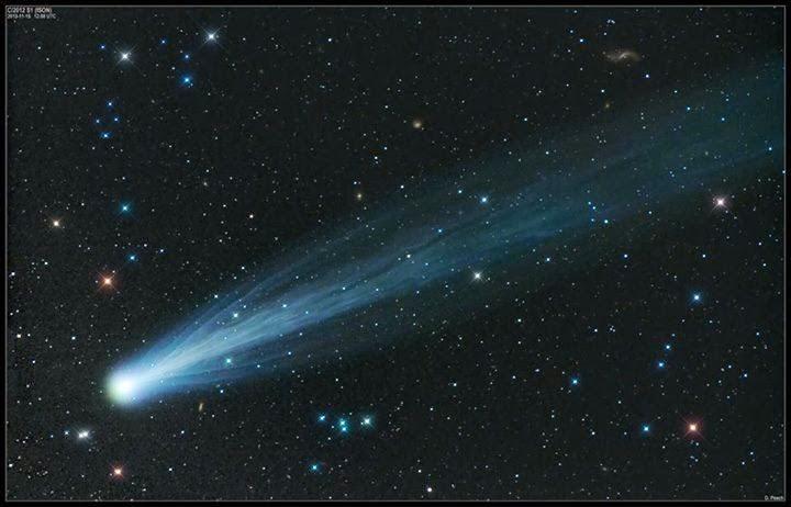 Respuestas XXXI: ¿Cómo sabemos si un cometa es peligroso ...