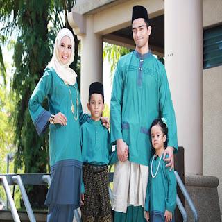 gambar baju lebaran buat keluarga