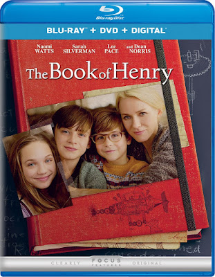 The Book of Henry 2017 Eng BRRip 480p 300Mb ESub x264