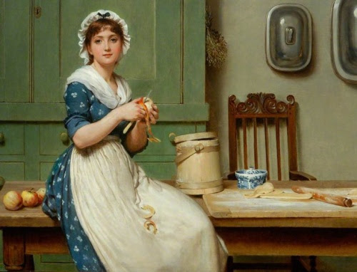 George Dunlop Leslie, Apple Dumplings