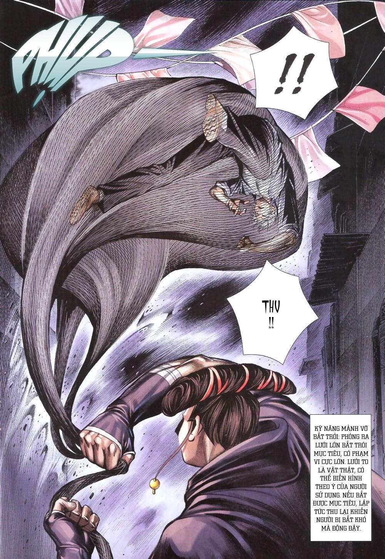 Đại Quân Phiệt chap 9 trang 10