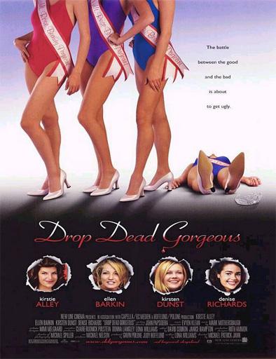 Ver Muérete bonita (Drop Dead Gorgeous) (1999) Online