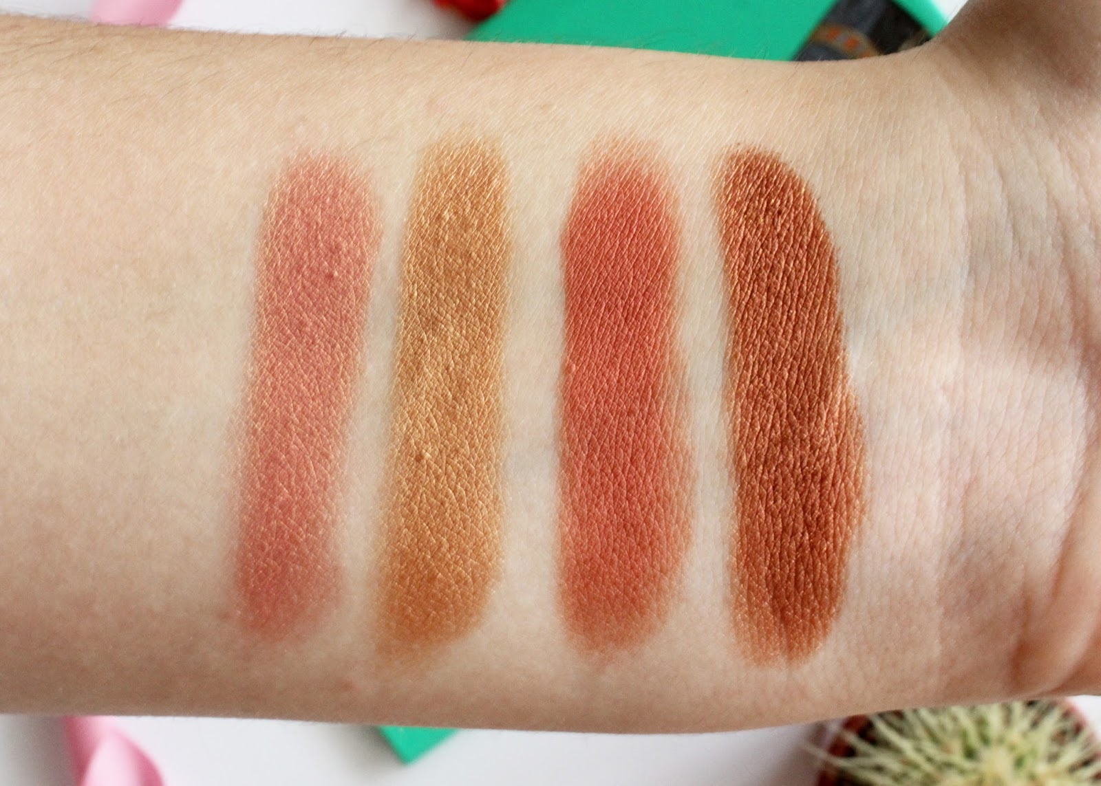 The Nubian Eyeshadow Palette by Juvia's Place #3