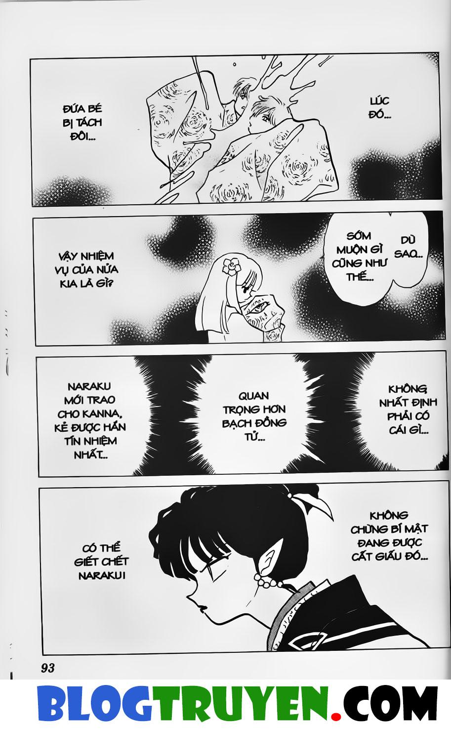 Inuyasha vol 31.5 trang 16