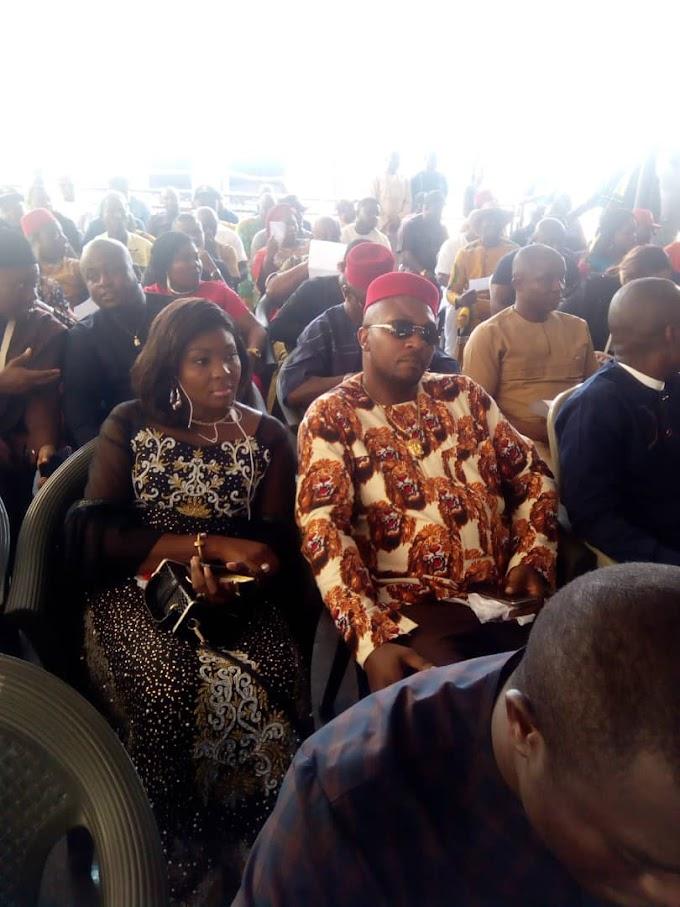 Chiekwu assures idemili TC members of equal treatment By: Ifeanyi Okonkwo