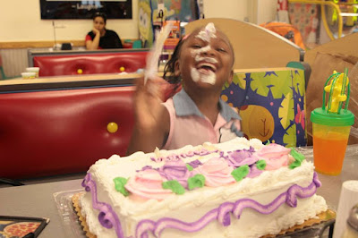 Daily Musings Of My Life - Janiyah's 6th Birthday Party