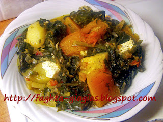 Σέσκουλα με κίτρινη κολοκύθα γιαχνί - από «Τα φαγητά της γιαγιάς»