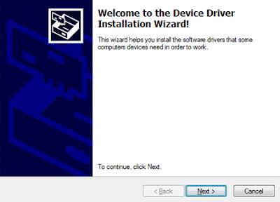 Cara Install ADB Driver