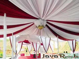 Sewa Tenda Dekorasi VIP - Penyewaan Tenda VIP Pesta