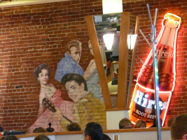 Lori's Diner San Francisco