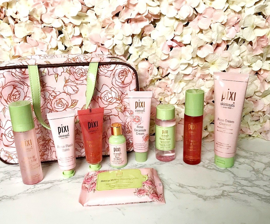 Pixi Rose Infused Range Review