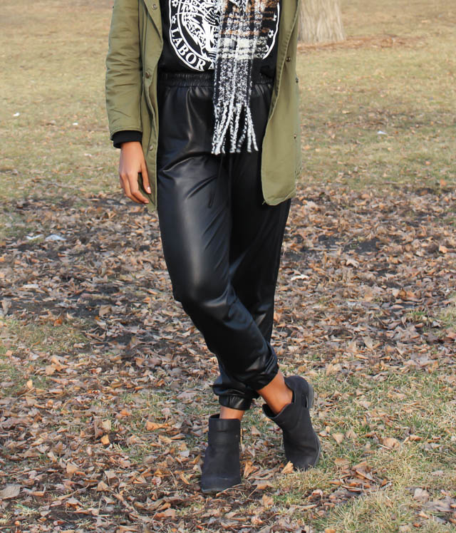 scarf-spring-pants-utility-jacket-ankle-boots
