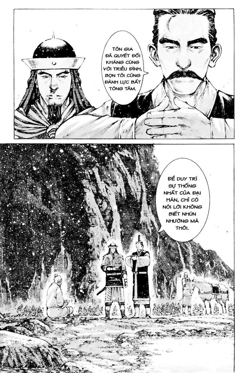 Hỏa phụng liêu nguyên Chương 403: Đệ nhất quân sư [Remake] trang 11