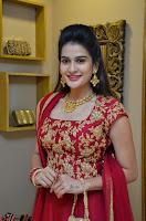 Jenny Honey in Stunning Dark Red Anarkali Dress at Splurge   Divalicious curtain raiser ~ Exclusive Celebrities Galleries 047.JPG