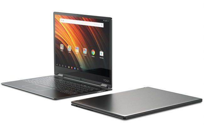 Lenovo Yoga Book Ukuran Besar 12 2 Inch Muncul Di Situs Amazon
