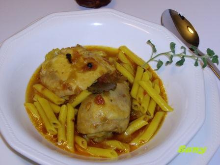 Macarrones con pollo (FC)