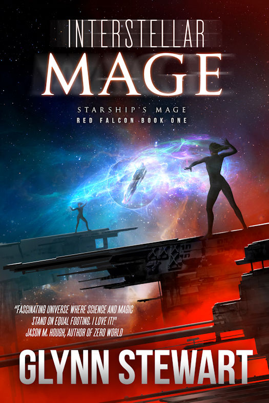The qwillery interview with glynn stewart starships mage red falcon 1 faolans pen publishing inc october 14 2017 kindle ebook fandeluxe Image collections