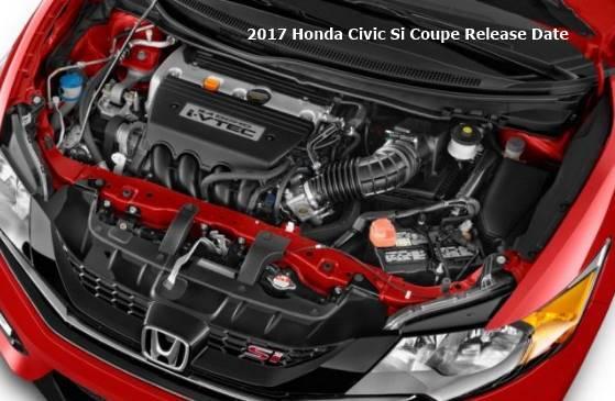 2017 Honda Civic Si Coupe Release Date   Auto Honda Rumors