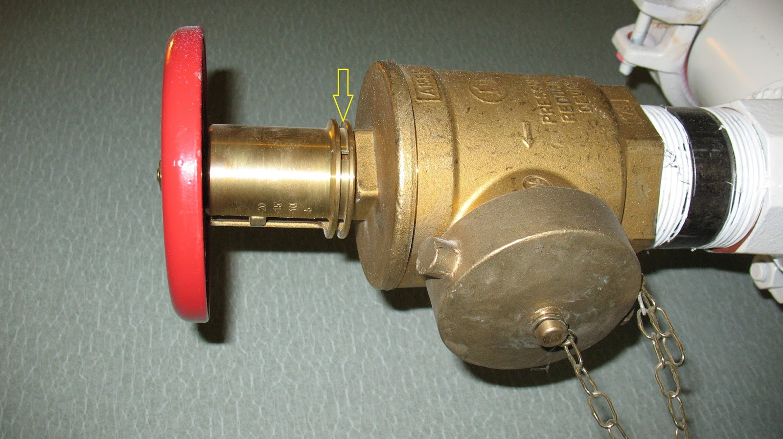Fire Protection Deficiencies On Standpipes