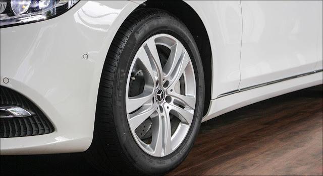 Thiết kế mâm xe Mercedes S450 L 2018