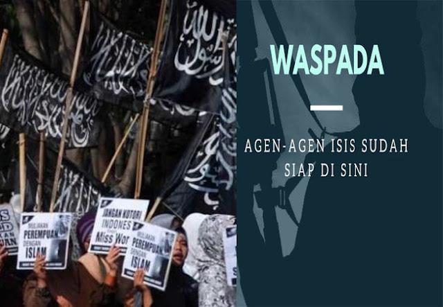 9 Persekutuan antara HTI dan ISIS
