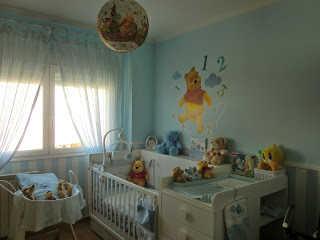 Habitaciones bebe idea de habitacion winnie pooh - Habitacion winnie the pooh ...