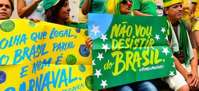 Artigo apresenta a atuação das marcas nas manifestações ocorridas no primeiro trimestre deste ano.
