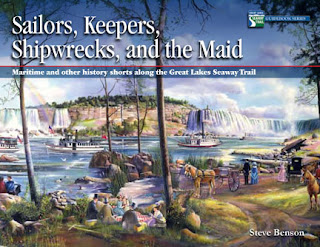 New Seaway Guide: Sailors, Keepers, Shipwrecks, and the Maid