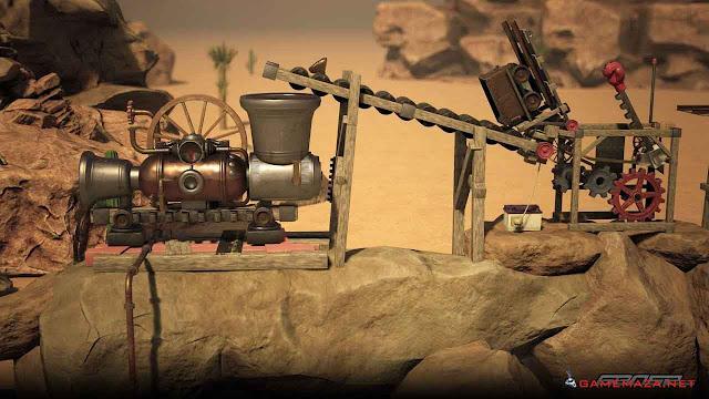 Crazy Machines 3 Gameplay Screenshot 4