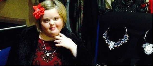 Bullied In School, Girl With Down's Syndrome Now Runs Her Own Fashion Business