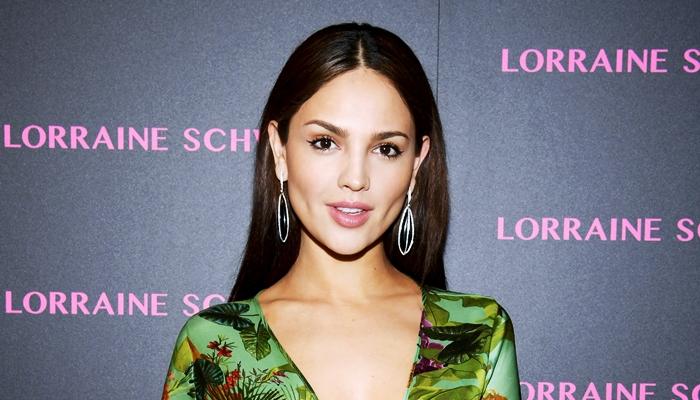 Eiza Gonzalez no lançamento da nova coleção de jóias de Lorraine Schwartz