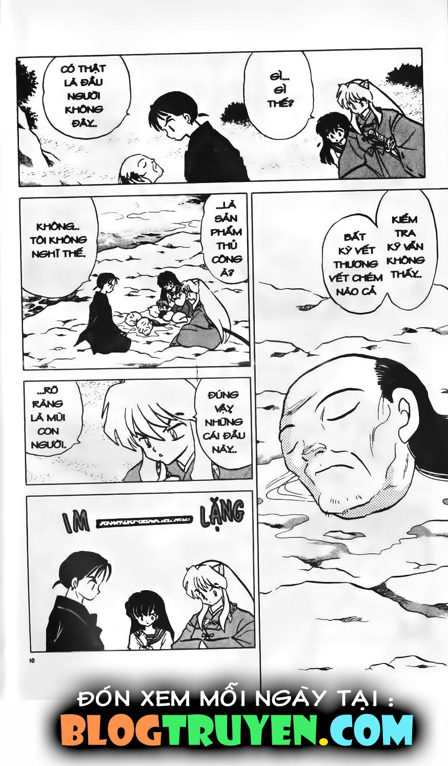 Inuyasha vol 09.1 trang 9
