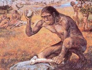 zaman batu tua purba