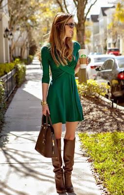 Vestidos y Botas