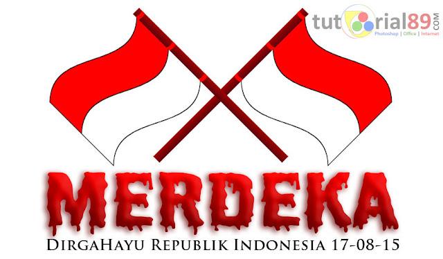 Animasi Bendera Merah Putih Png