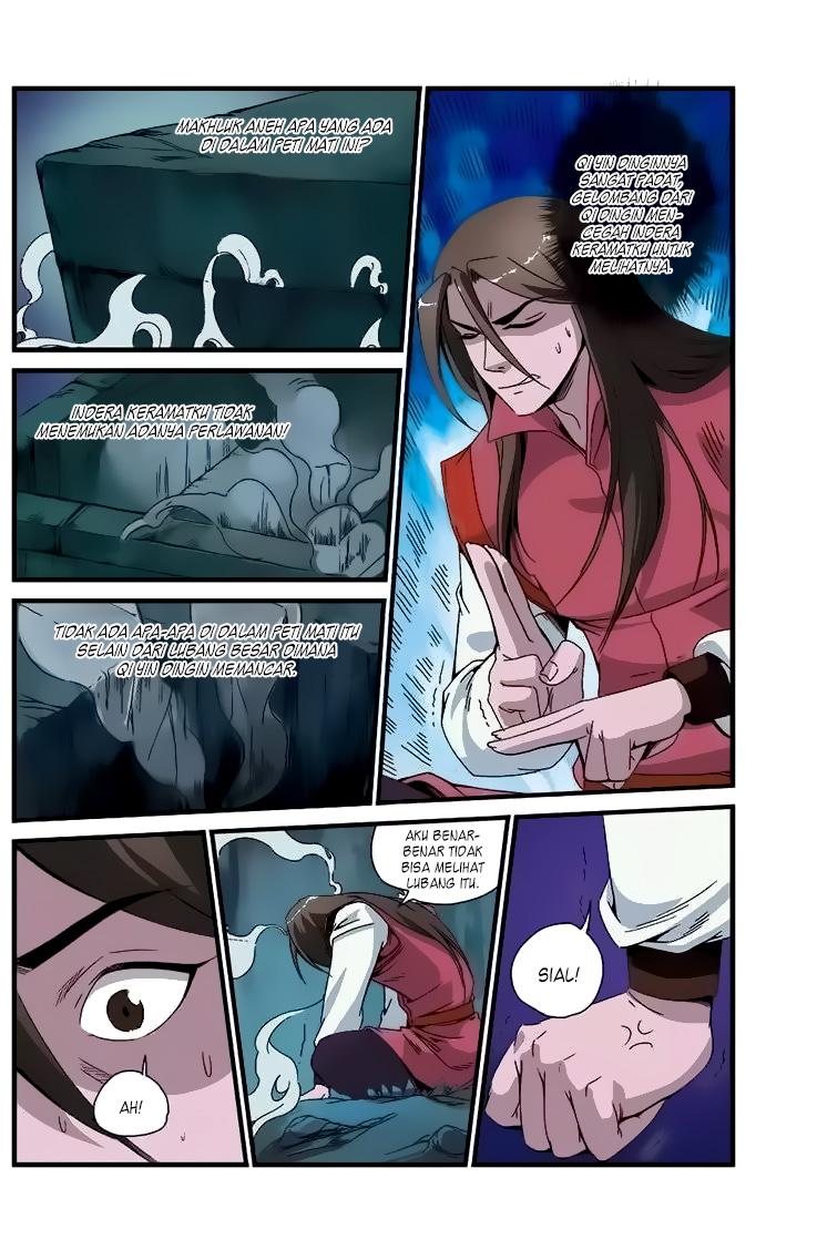 Xian Ni Chapter 45