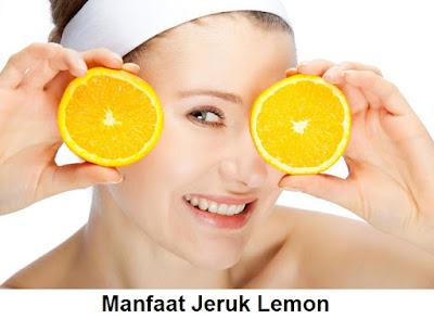 Manfaat air jeruk lemon untuk kulit wajah - perawatan kecantikan dan kesehatan