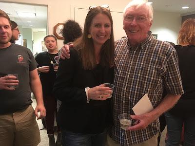 Jim Murphy and Megan Quigley
