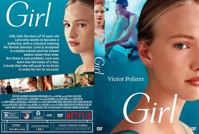Girl DVD Cover